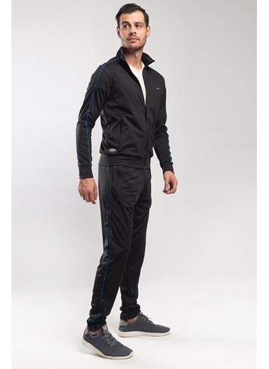 Slazenger Eşofman Takım Siyah